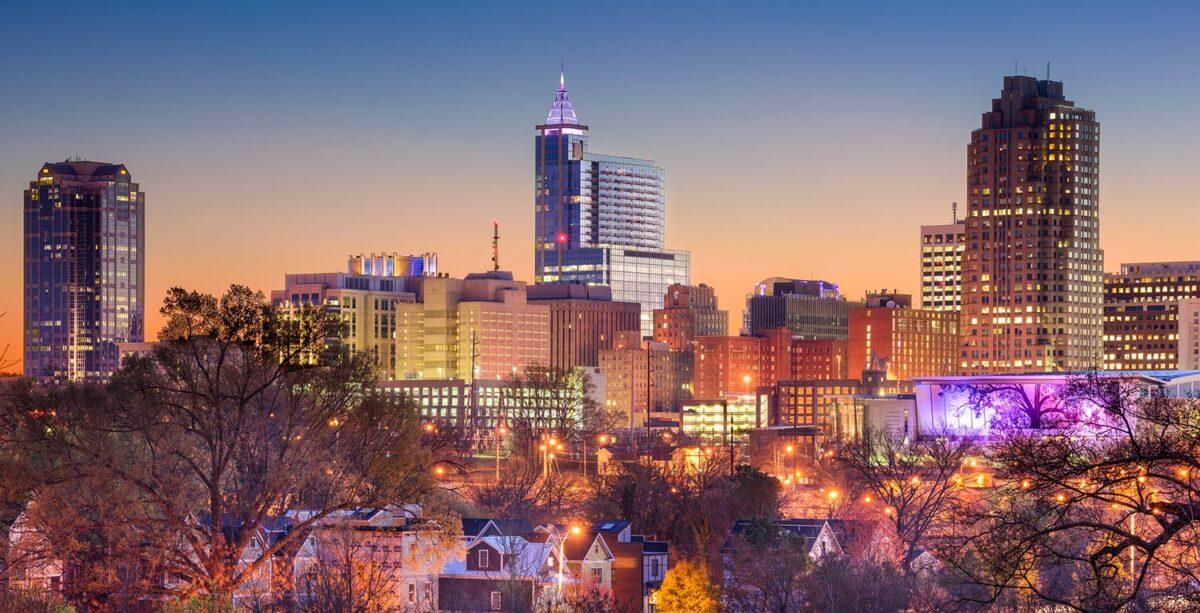 Raleigh High Rise